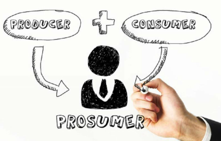 Blog da Zagaia - Prosumer