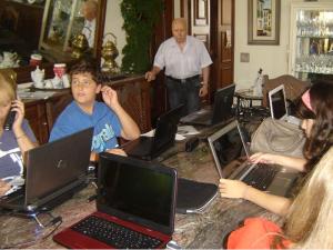 Blog da Zagaia Digital - Almoço de Domingo 2