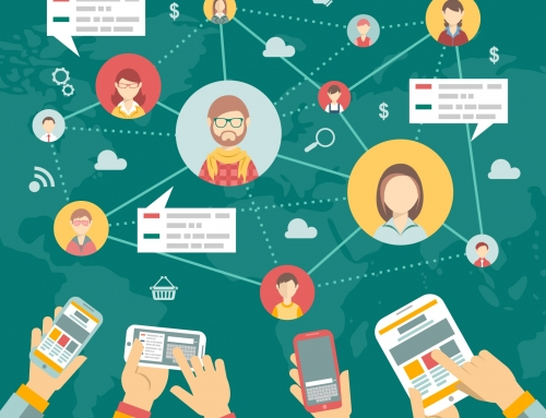 Como é a participação de sua empresa nas Redes Sociais?