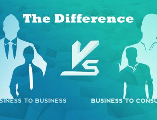 B2B vs B2C. Só há diferenças?